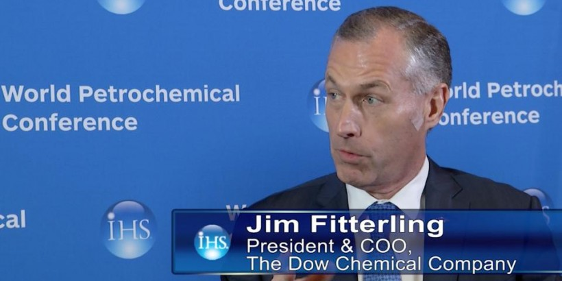 Jim Fitterling Dow chemical